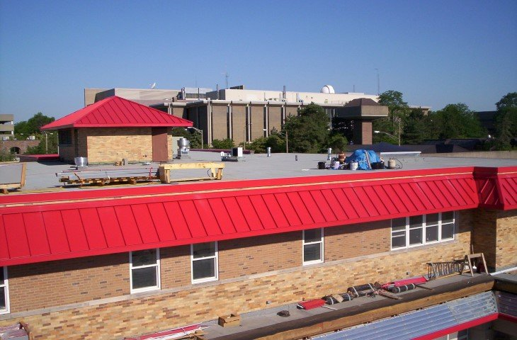 Metal Roofing Advantages from S&T Metals