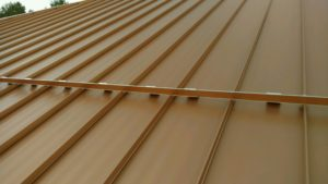 Snowguards for your Metal Roof