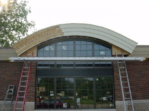 Commercial Metal Roofing in Grand Rapids